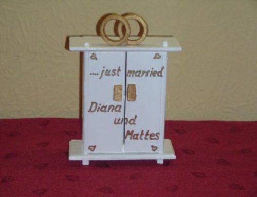 Hochzeitschrank